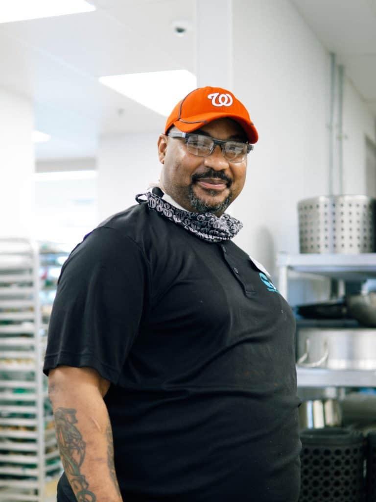 Gary Bullock - Chef