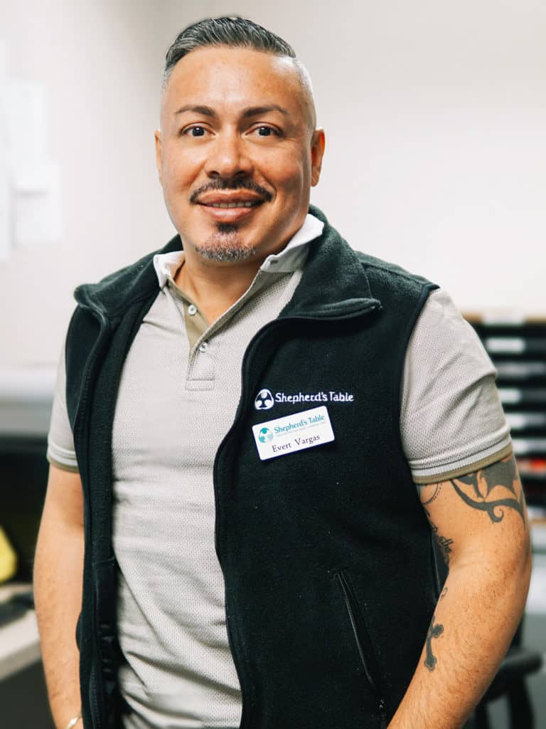 Evert Vargas - Director of Resource Center